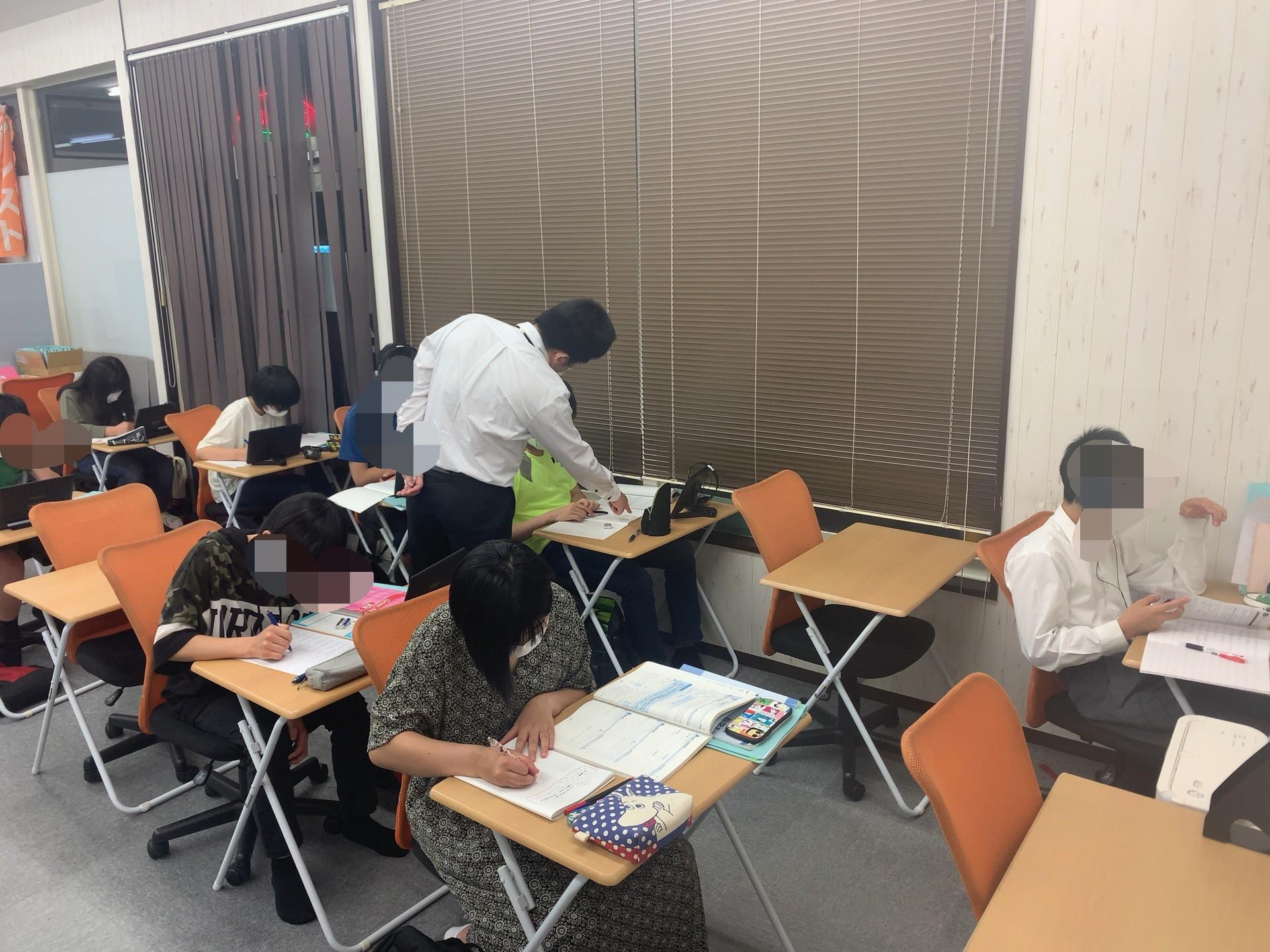 福山市 個別指導塾 坪生教室